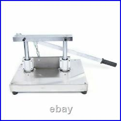 Manual Bone Sawing Machine Frozen Meat Bone Cutter Food Sawing Cutting Machine