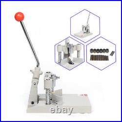 Manual Corner Rounder Machine Punch Paper Cutter with 6x Bases + 6x Mold blades