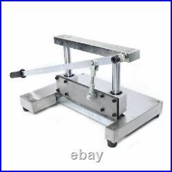 Manual Frozen Meat Bone Cutter Food Cutting Machine Meat Saw Sawing Machine 19CM