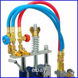 Manual Pipe Cutting Beveling Machine Torch Track Chain Cutter Beveler CG2-11Y