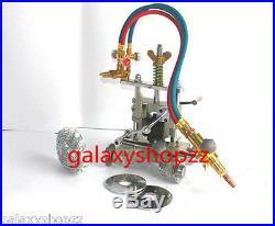 Manual Pipe Cutting Beveling Machine Torch Track Cutter