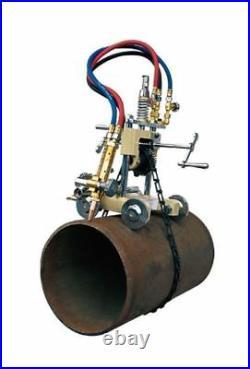 Manual Pipe Cutting Beveling Machine Torch Track Cutter b