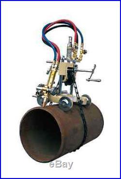 Manual Pipe Cutting Beveling Machine Torch Track Cutter m@