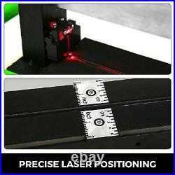Manual Tile Cutter Cutting Machine 600-1200mm Adjustable Hand Laser Guide Safe
