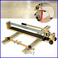 Manual Tile Cutter Saw Laser Guide Floor Wall Tiles Cutting Machine Labor Saving