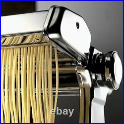 Marcato Atlas 150 Pasta Machine Includes Cutter, 150 mm, Stainless Steel