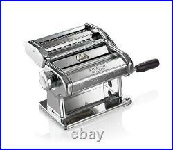 Marcato Atlas 150 Pasta Stainless Steel Machine Wellness Spaghetti Noodle Cutter