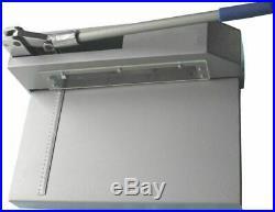 Metal Steel Aluminum Copper Sheet Cutter PCB Board Cutting Shear Machine