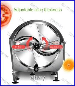 NEW Multi-Function Meat Slicer Cutting Machine Manual Fruit And Vegetable Cutter