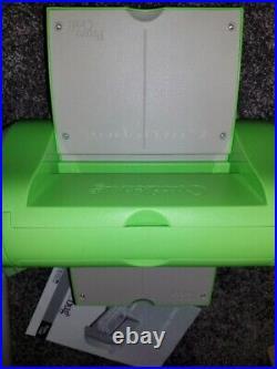 NEW Provo Cuttlebug Die Cutter Embosser Machine + Celebration Stamp set Crafting