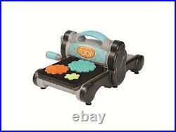 NIB! Sizzix Fabi Personal Fabric Cutter Machine withDie, Cutting Plates #659500