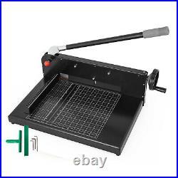 New 198 Guillotine Paper Cutter Professional Stack Paper Cutter Machine