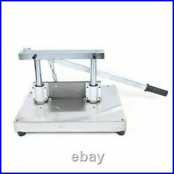 New Bone Saw Machine Frozen Meat Bone Cutter Food Sawing Cutting Manual Machine