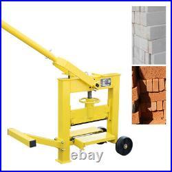 New Brick Cutting Machine Block Splitter Bricks Cutting Precise Bricks Cutter