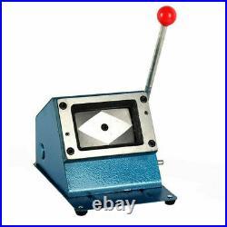New Manual PVC business ID card cutter machine
