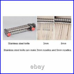 Noodle Machine Stainless Steel Cold Rolled Steel Knife For Manual Noodle Machine