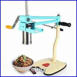 Noodle Maker Machine Pasta Hand Press Stainless Steel For Kitchen And Commercial
