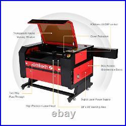 OMTech 100W 28x20 Cutting Engraving Machine CO2 Laser Engraver Cutter Ruida