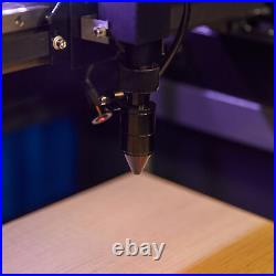 OMTech 60W 16x2440x60cm Ruida CO2 Laser Cutter Engraver Engraving Machine