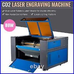 OMTech 80W 40x24 CO2 Laser Engraver Cutter Engraving Machine Motorized Z