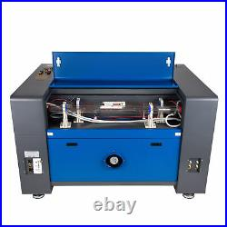 Omtech 80W 40x24 CO2 Laser Engraver Cutter Engraving Machine Motorized Workbed