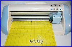 Pazzles Inspiration Creative Cutter Cutting Machine w Mats Tools Software Manual
