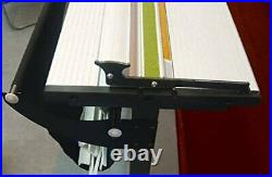 Pro 40Inch Aluminum Alloy Rotary Paper Trimmer Cutter Machine with Support Stand