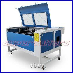 Reci 100W Chiller Ruida CO2 Laser Cutter Engraving Machine 1000mm x 600mm USB