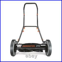 Remington RM3000 16 Reel Push Mower Lawn mower grass cutter machine for yard