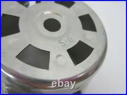 Saladmaster V Machine Food Processor Slicer Shredder Chopper 5 Cones Vintage
