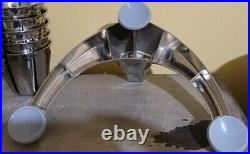 Saladmaster V Machine Food Processor Slicer Shredder Chopper Perfect Condition