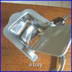 Saladmaster V Machine Food Processor Vegetable Slicer Shredder Chopper 5 Cones
