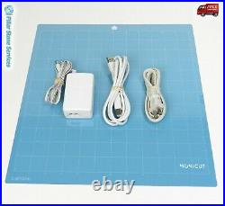 Silhouette Cameo 2 machine Vinyl HTV Cutter with New Mat and cables