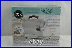 Sizzix Big Shot Foldaway Machine 662500 Cutter Embosser Cutting Pads Platform