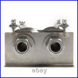 Stainless Meat Cutting Machine Cutter Slicer One Set Blade for QE Model 500KG US