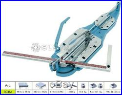 TILE CUTTER MACHINE MANUAL PROFESSIONAL SIGMA 3D4M CUTTING LENGHT 90,5 cm 905mm