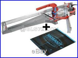 Tile Cutter Machine Manual 36 Inch Montolit Masterpiuma 93p3 + Mosakit 58