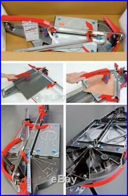Tile Cutter Machine Manual Montolit Masterpiuma 63p3 Cutting Lenght 24,5 Inch