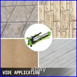 Tile Cutter Manual Tile Cutter 31.5-Inch Ceramic Porcelain Cutting Machine