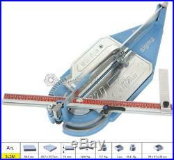 Tile Cutter Sigma 3l3m Machine Manual Push Handle Cutting Lenght 50,5 CM