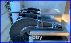 Tippmann Clicker 1500(CLK15) Air Powered Die Cut Machine Die Cutter 15 ton