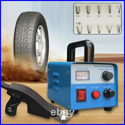 Tire Groover Tool cutter Two Type Tire Heated Grooving Machine With Blades 400W
