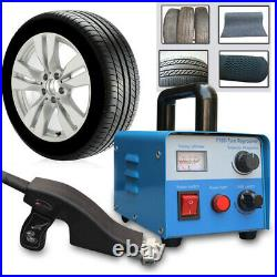 Tire Groover Tyre Regroover Grooving Cutter Truck Off-Road 400w Manual Machine