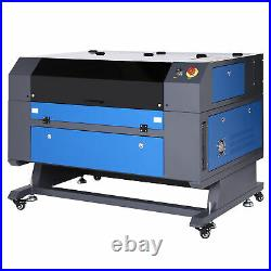Upgraded 60W 28x20 CO2 Laser Engraver Cutter Cutting Engraving Marking Machine