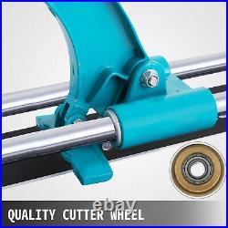 VEVOR 40 Manual Tile Cutter Cutting Machine Steel Porcelain Laser Guide UPDATED