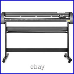 VEVOR 53 Vinyl Cutter/Plotter Sign Cutting Machine Software 3 Blades LCD Screen