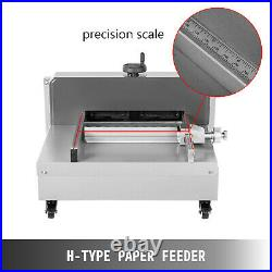 VEVOR A4 Electric Paper Cutter 13 33cm Guillotine Cutting Machine WithSteel Blade