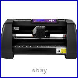 VEVOR Vinyl Cutter Machine Vinyl Printer 375mm Plotter Printer Vinyl Cutting