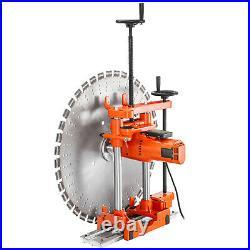 VEVOR Wall Saw Machine Electric Concrete Wall Cutter 110V 7280W Brick Wall Saw