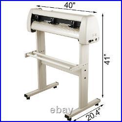 Vinyl Cutter Vinyl Cutter Machine 870mm Vinyl Plotter Cutter Machine 20 Blades